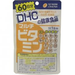 DHC MULTI VITAMIN 60 days