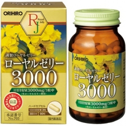 Orihiro Royal Jelly 3000 [90 t...