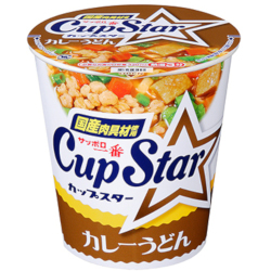 Sanyo Foods Cup Star Curry Udo...