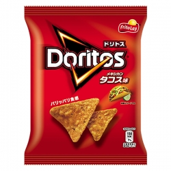 Fritolay Doritos Mexican Tacos...