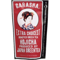 Japan Greentea Garasha Roasted...