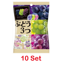 Pine Grape 3 Taste Candy 85g 【...