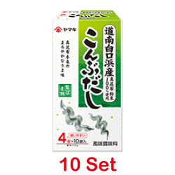Yamaki Kelp Soup Powder 40g 【1...