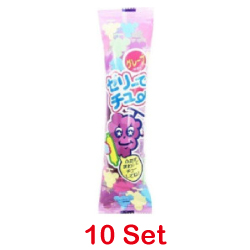 Ribon Jelly De Chu Grape Taste...