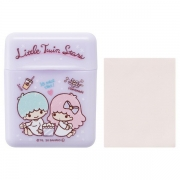Skater Paper Soap 50 Sheets 【Little Twin Stars Snack Time】